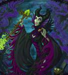Maleficent Queen Of Darkness