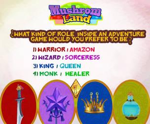 Mushrom Land Quiz UNO by axelalonso