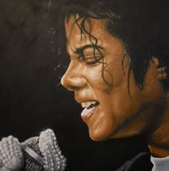 Michael Jackson Singing by JonMckenzie