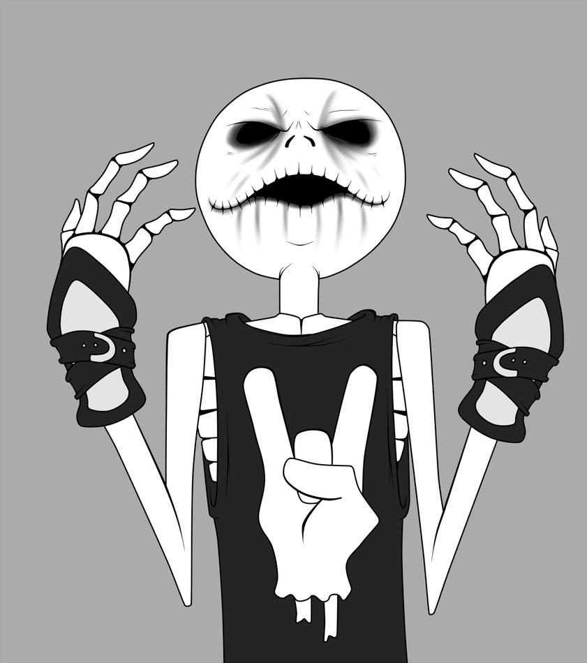 Metal Jack by Cyrus649
