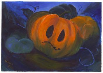 Around Halloween