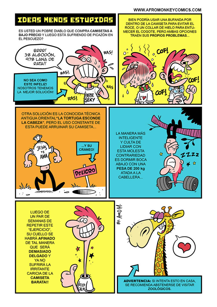 Ideas Menos Estupidas by PacoAfroMonkey