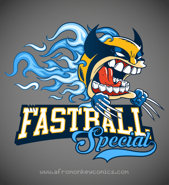 Fastball Special by PacoAfroMonkey