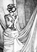 Oriental Beauty by kaotickell