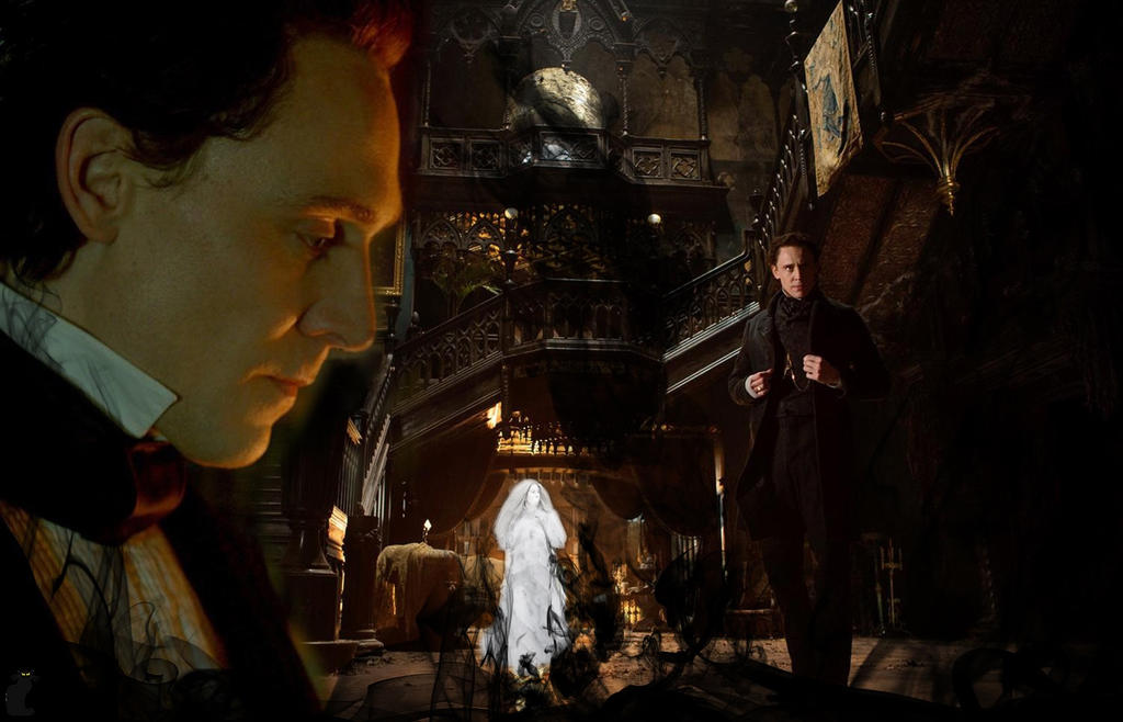 Crimson Peak 14 by LighthouseLady