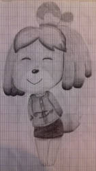Isabelle by DrBlagueur