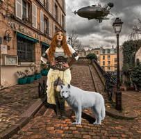 ParisStreetSavra-PP by CBNick