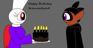 Happy Birthday BrianJacksonII