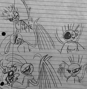 DarkCed Doodle #1