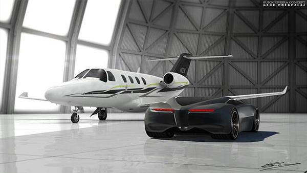 Buick Riviera Concept by GencPrekpalaj