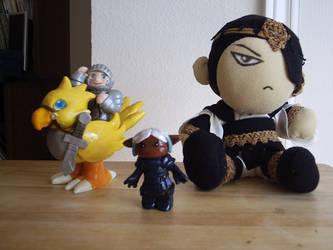 My Birthday Gifts by sirscalf