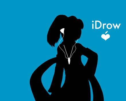 DrowTales - iDrow Wallpaper