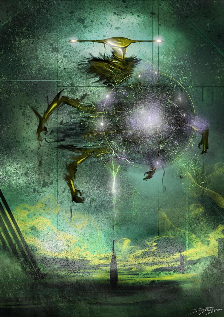 Born of witchcraft by Joe-Darkbugg