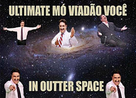 ULTIMATE MO VIADAO VOCE IN OUTTER SPACE by leewonka