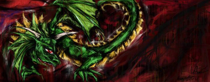 Bloodstorm Dragon