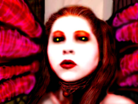 Yellow Eyed Faerie