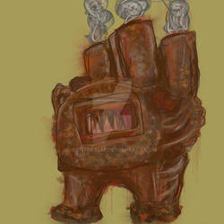 Steampunk Furnace