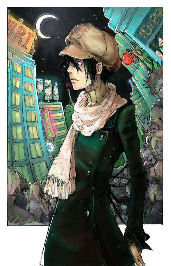 1000+ images about Nabari no Ou on Pinterest | Anime ... Nabari No Ou Raikou Wallpaper