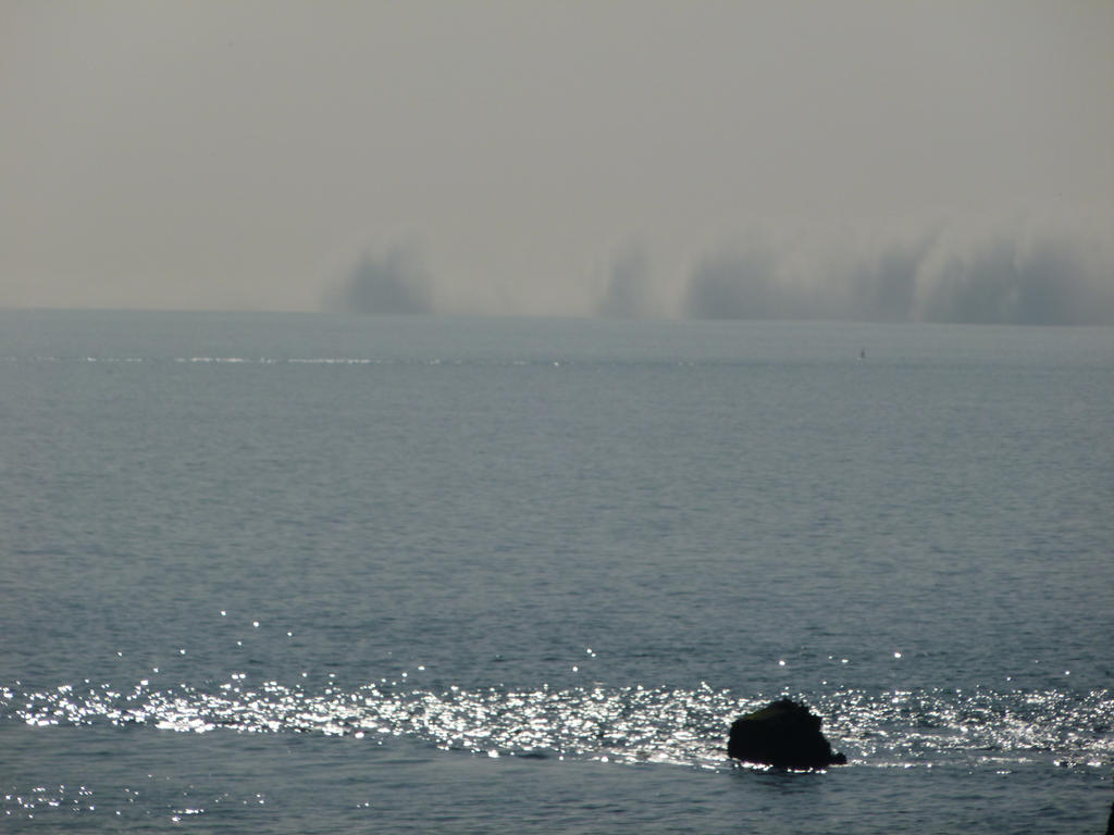 Ghost Fleet off Tenby by Cavyman