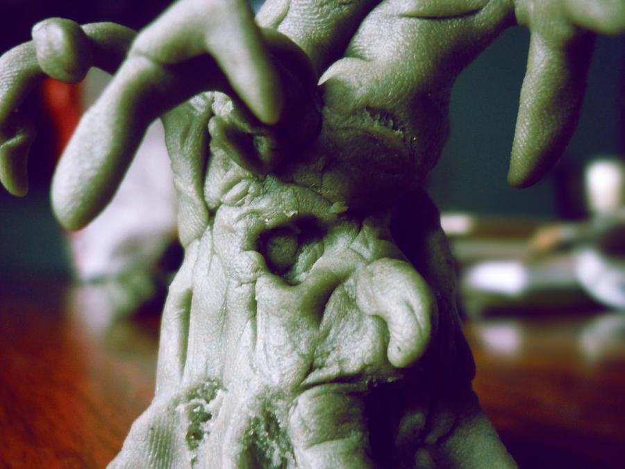Ent sculpt by tomkannatt