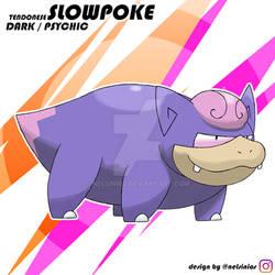 Tendonese Slowpoke