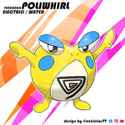 Tendonese Poliwhirl
