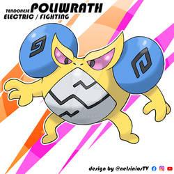 Tendonese Poliwrath