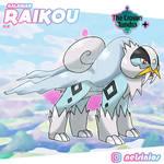 Galarian Raikou