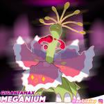 GIGANTAMAX Meganium