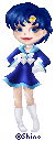 Sailor Mercury by ShinoMegami