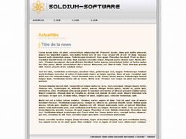 Soldium Software by koskoz