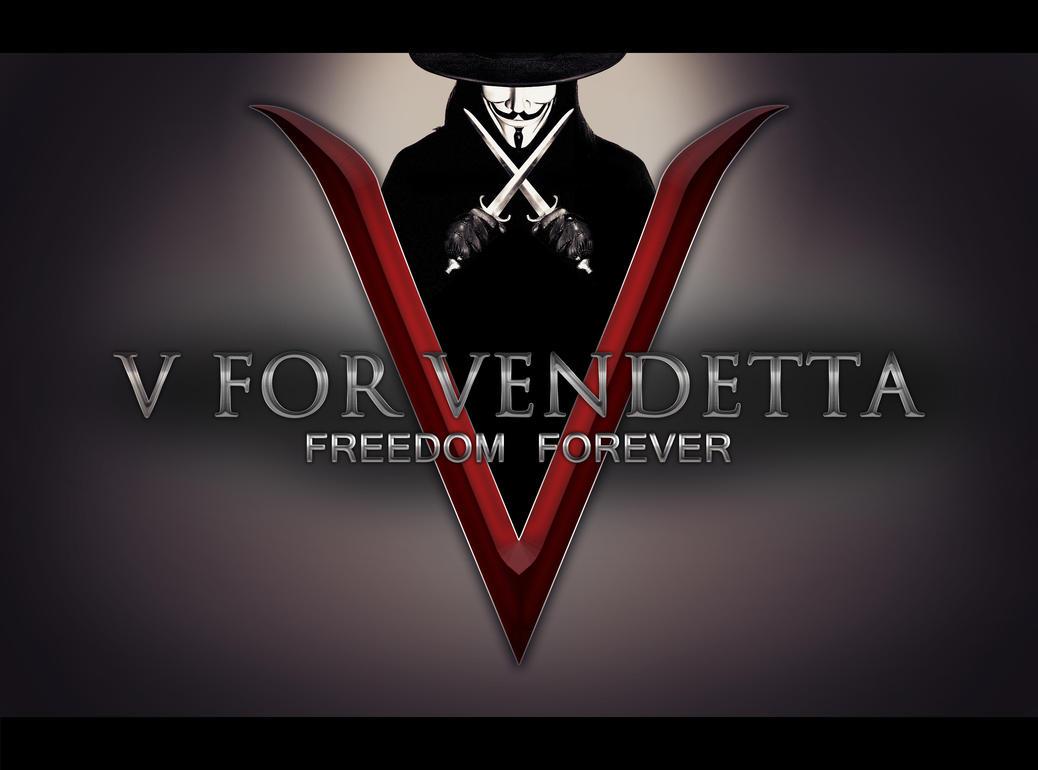 V For Vendetta Wallpaper By FeLoRe