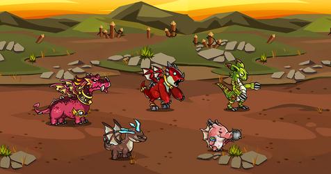 Dragon pack 2