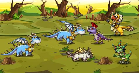 Dragon Pack 1