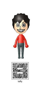 Luffy Mii