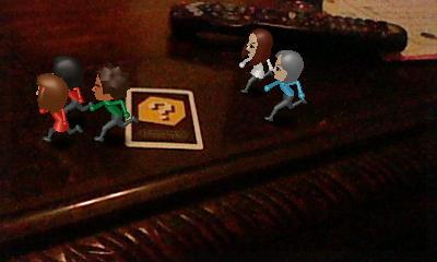 Team Rocket chasing the original Trio
