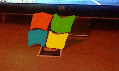 Windows logo by rev58B