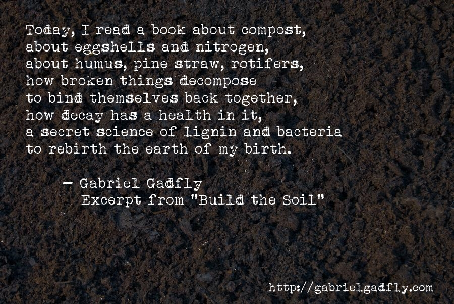 Build the Soil by GabrielGadfly