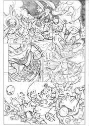 Skylanders comics page by tromaman