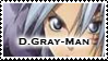 .: D.Gray-Man STAMP :. by Lunar-Rider