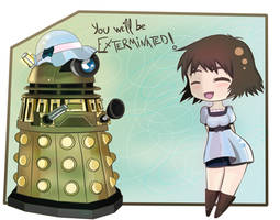 You will be exterminated!
