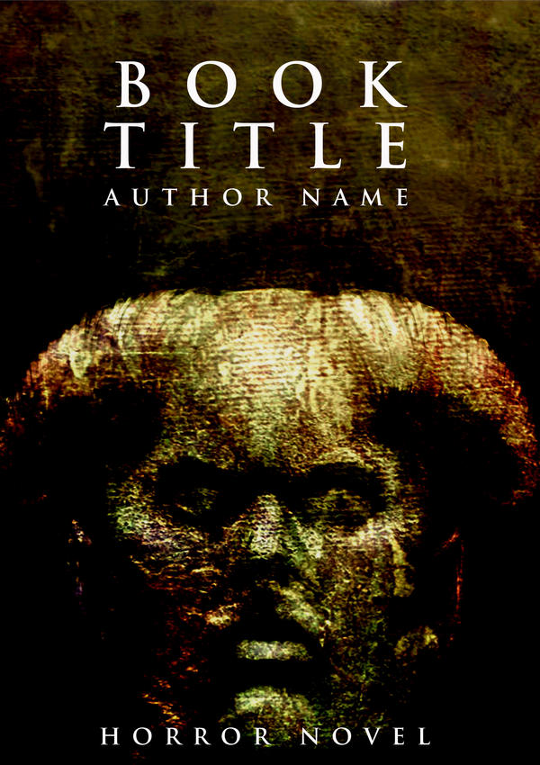 Horror Book Cover by SparksflyStudios