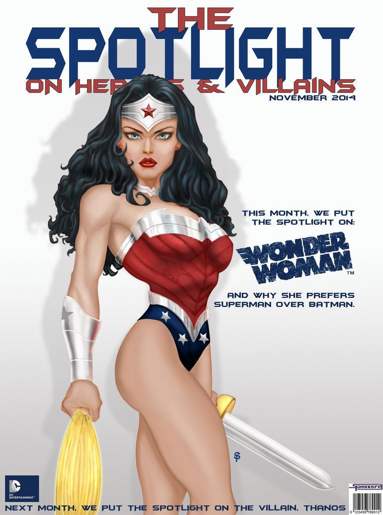The_Spotlight_November_Issue by SparksflyStudios