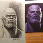 Thanos by SparksflyStudios