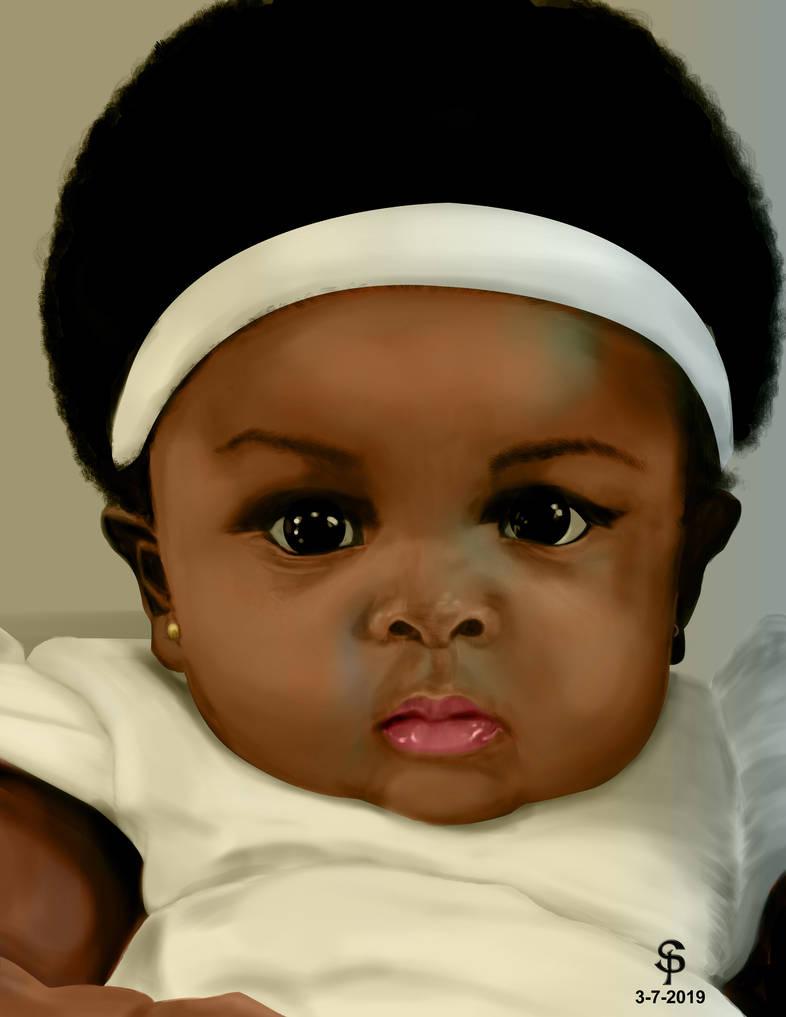 Baby Portrait-Color