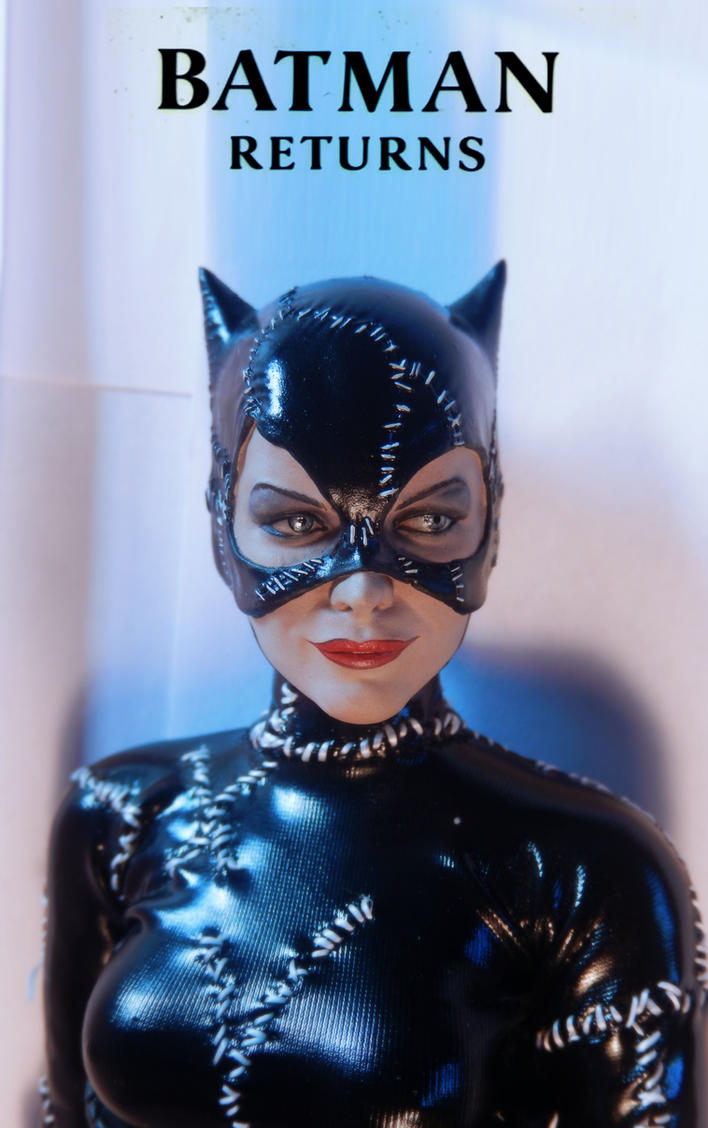 Catwoman from Batman Returns - 1/6 scale figure by Sean-Dabbs-fx