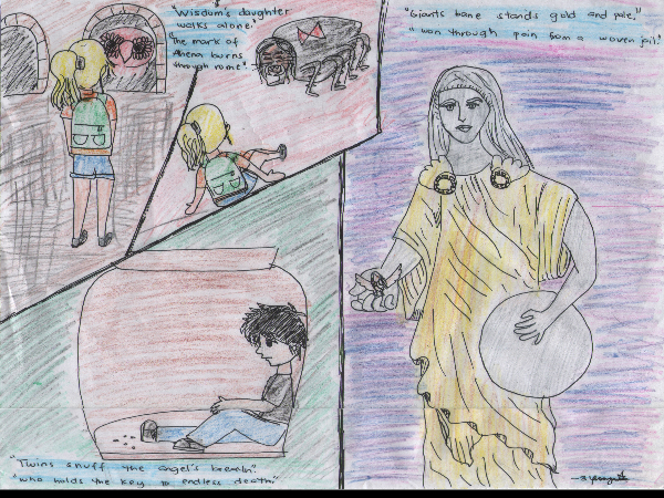 mark of athena one pager Read story the mark of athena (redone) by camphalfblood4evr (carmen jackson) with 4,064 readshey guys it's carmen so i'm going to restart my version of the.
