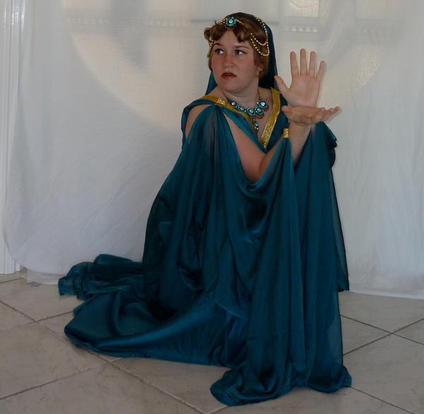 Greek Queen 19 by kirilee