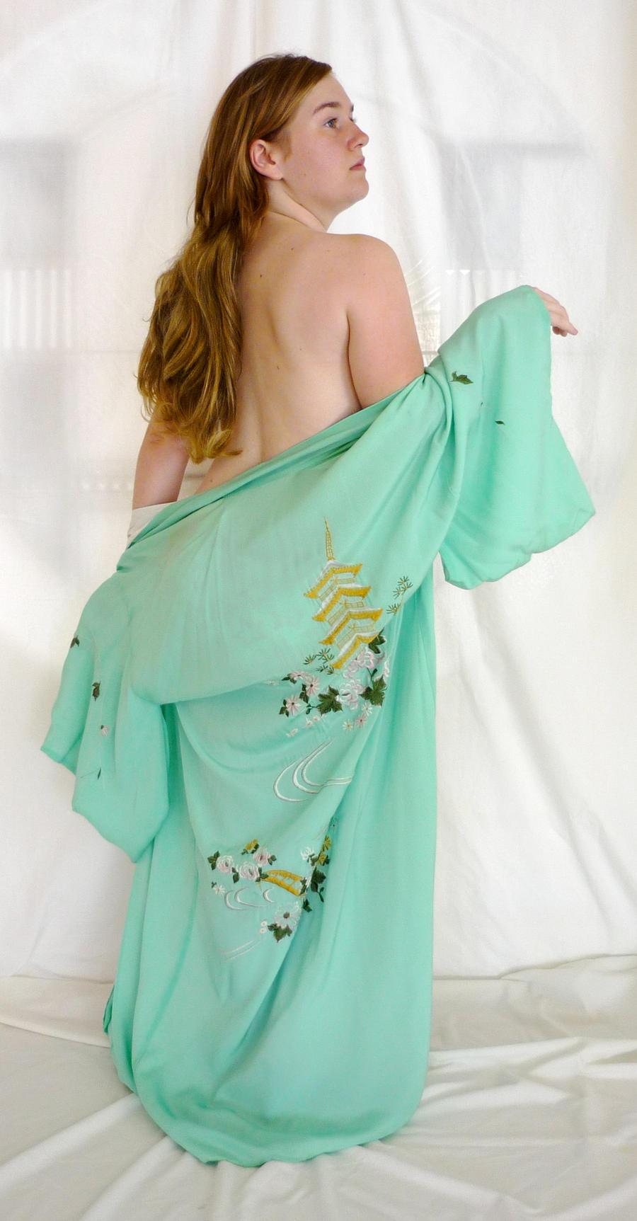 Kimono 1 by kirilee