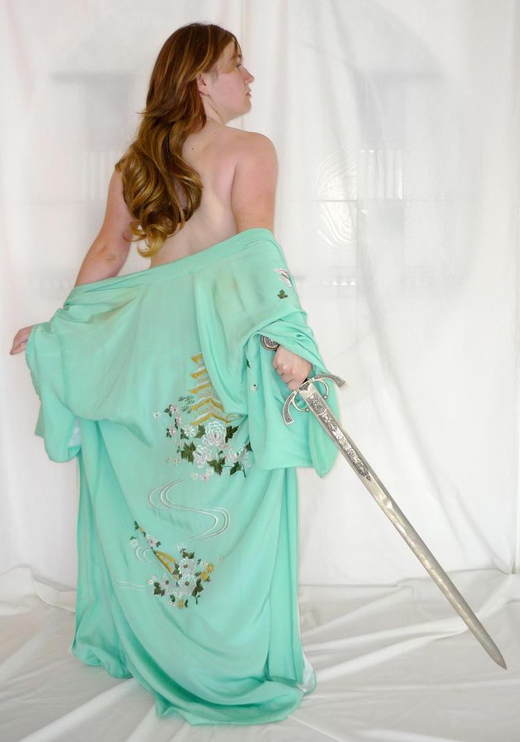Kimono 8 by kirilee